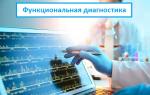 Функциональная диагностика и её методы
